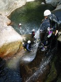 Canyoning Cevennen